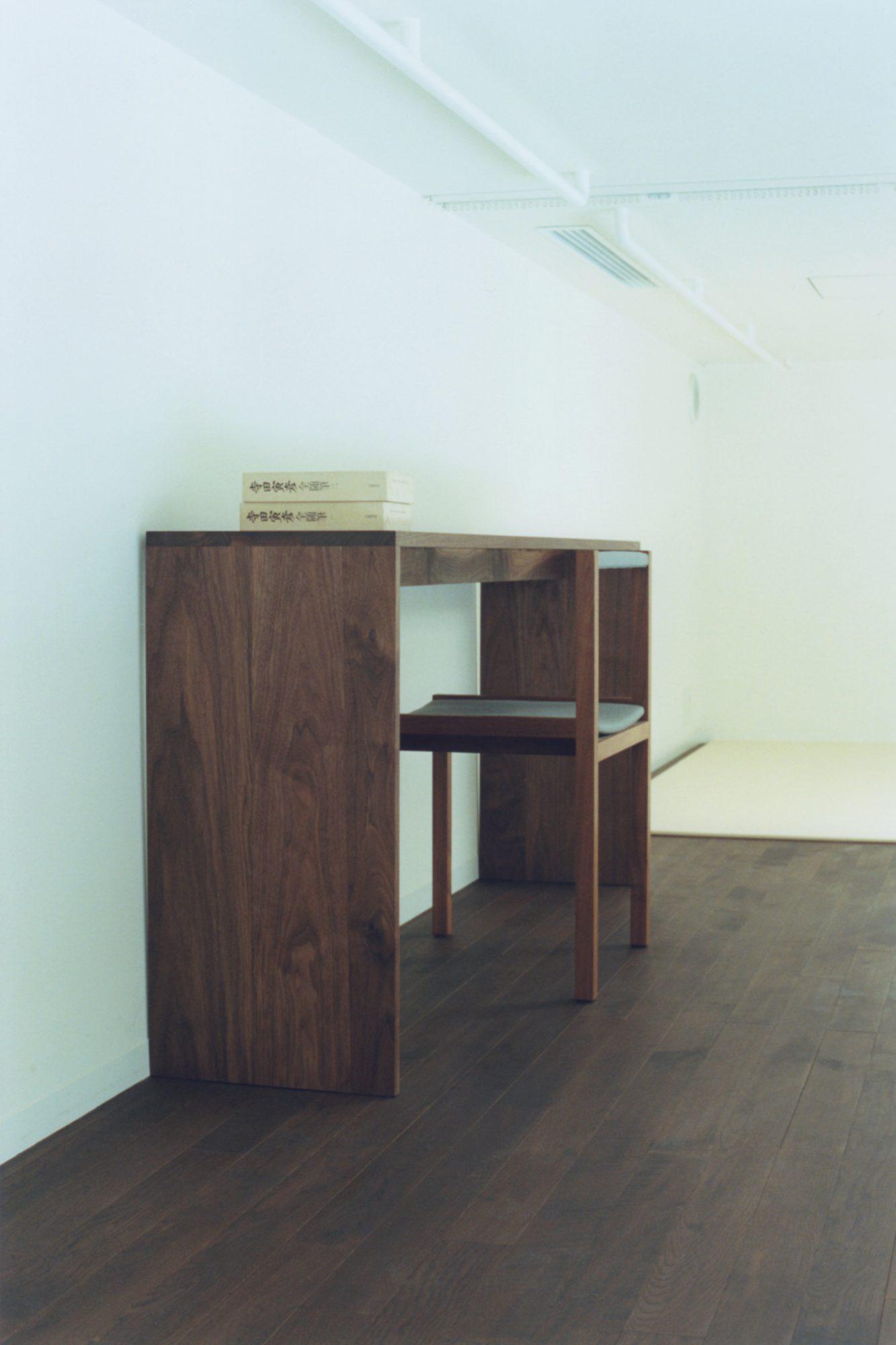 縁側のある編集室