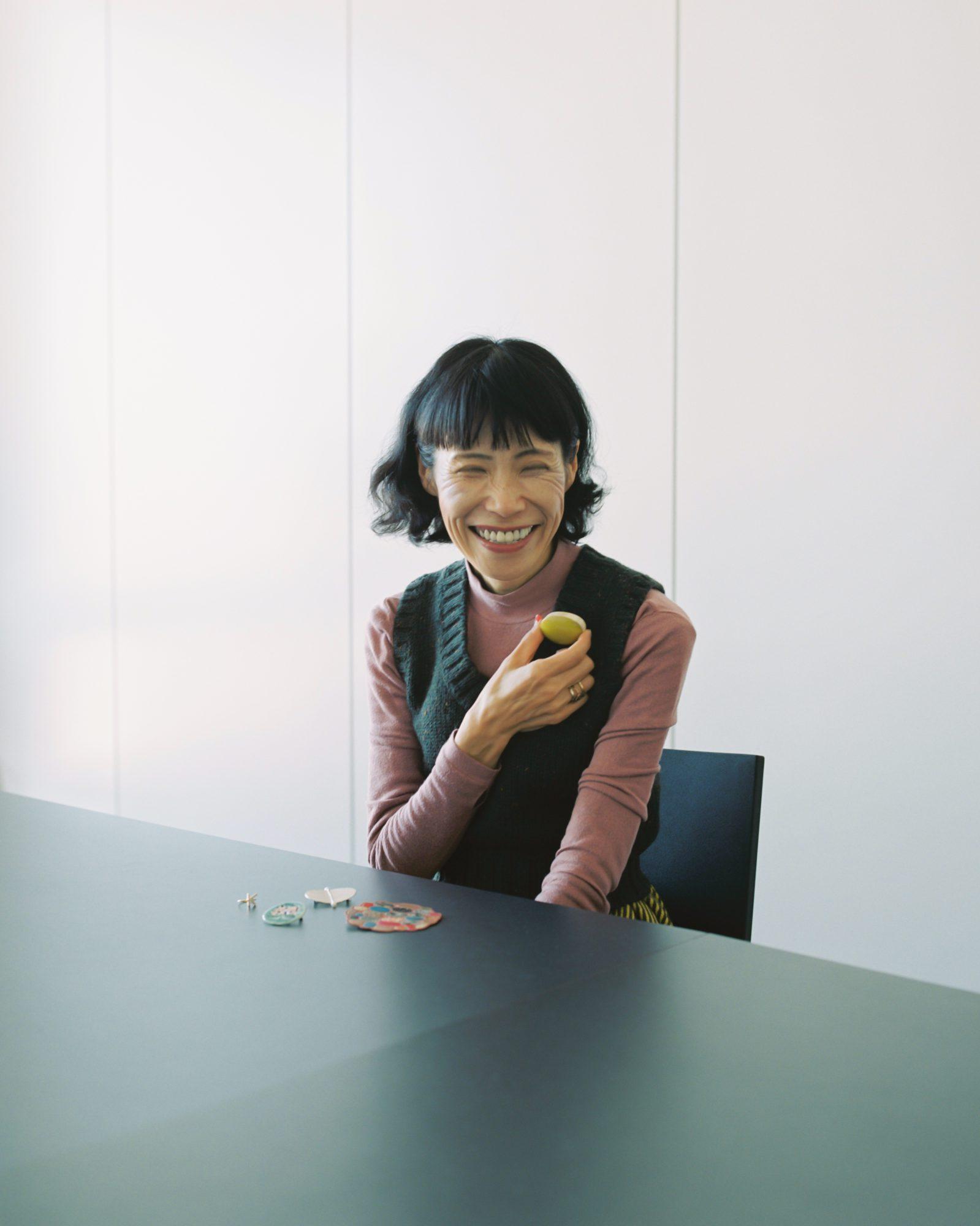 川島蓉子さん